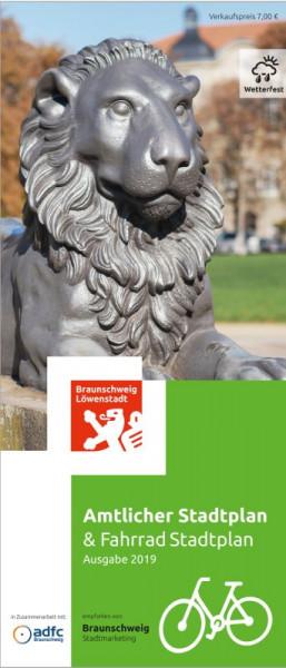 Fahrradstadtplan Braunschweig